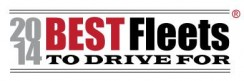 2014 Best Fleets to Drive For Logo