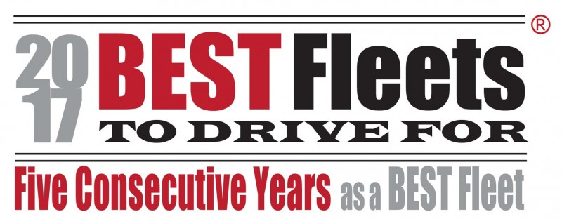 2017 Best Fleets to Drive For Logo